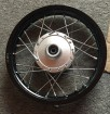 Dirt bike front wheel